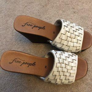 Free People Shoes - Free People platform sandals